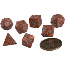 Набор кубиков The Witcher Dice Set: Geralt  – The Monster Slayer, 7 шт.