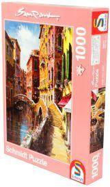 Пазл Сэм Парк. Мост в Венеции, 1000 эл.
