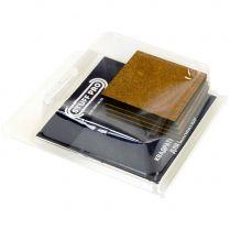 5 квадратных подставок из МДФ 50 мм