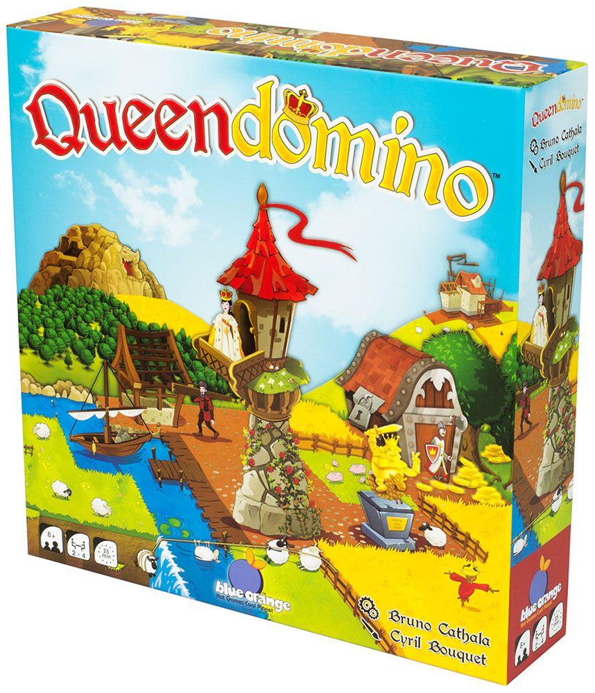 Купить Queendomino, Настольная игра Стиль Жизни