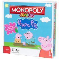 Монополия Junior: Свинка Пеппа