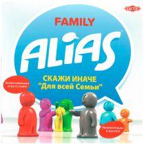 Family Alias: Скажи иначе