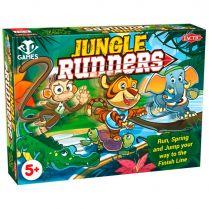 Гонки в джунглях