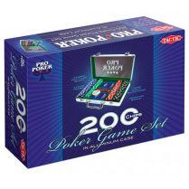 Набор для профессионального покера ProPoker Case 200