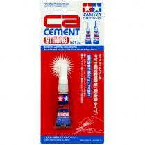 Клей Cement цианоакрилатовый (Strong) в тюбике, 3 г