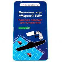Морской бой, магнитная игра