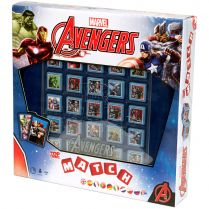 Match Marvel Avengers
