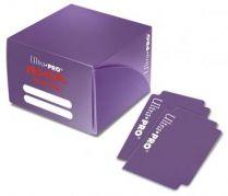 Коробочка Ultra-Pro PRO-DUAL на 180 карт: Фиолетовая