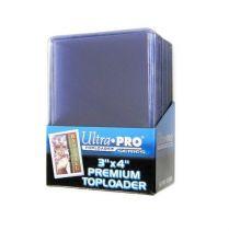 Протекторы Ultra-Pro (25 шт., 63,5х88): жесткие