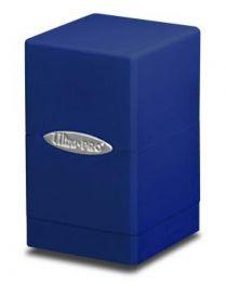 Коробочка Ultra-Pro Satin Tower: Синяя