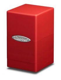Коробочка Ultra-Pro Satin Tower: Красная
