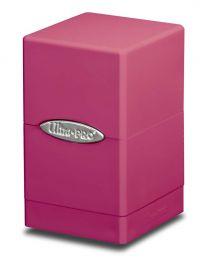 Коробочка Ultra-Pro Satin Tower: Розовая