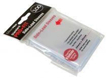 Протекторы Ultra-Pro (100 шт., 63.5x88): Pro-Fit Side Load прозрачные