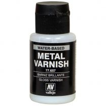 Лак Metal Varnish: Gloss Varnish (32 мл)