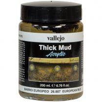 Краска Thick Mud: European Mud (200 мл)