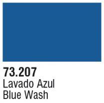 207. `Wash` Голубой