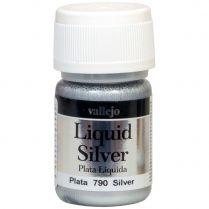 Краска Liquid Silver: Silver (35 мл)