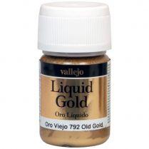 Краска Liquid Gold: Old Gold (35 мл)