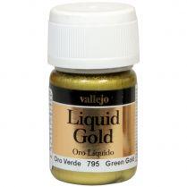 Краска Liquid Gold: Green Gold (35 мл)