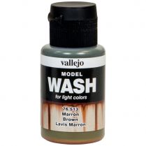 Краска Model Wash: Brown (35 мл)