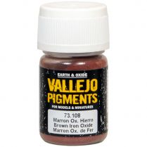Краска Pigments: Brown Iron Oxide (35 мл)