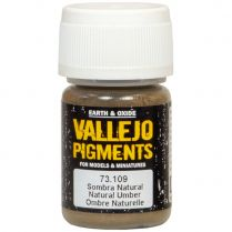 Краска Pigments: Natural Umber (35 мл)