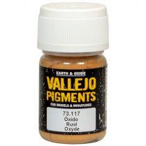 Краска Pigments: Rust (35 мл)