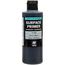 Краска Surface Primer: Gloss Black (200 мл)