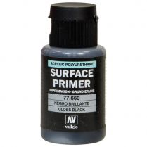Краска Surface Primer: Gloss Black (32 мл)