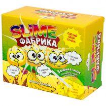 Slime Фабрика. Банан