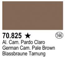 Краска Model Color №144. Немецкий защитный коричневый бледный. 825