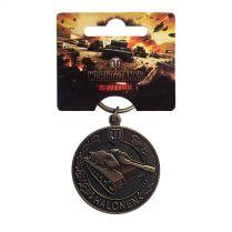 Брелок «Награды и достижения World of Tanks» (Медаль Халонена)