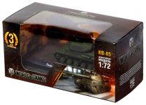 Танк КВ-85 с подставкой (1:72)