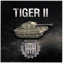 Значок Танк Тигр 2