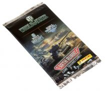 Карточки World of Tanks TCG (1 пакет с 6 карточками)