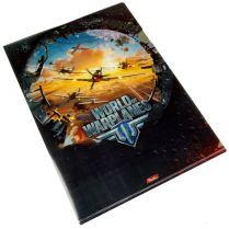 Папка-Уголок World Of Warplanes пластиковая, формата А4 (Арт 2)