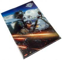 Папка-Уголок World Of Warplanes пластиковая, формата А4 (Арт 1)