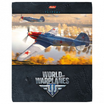 Тетради World of Warplanes (48 л.)