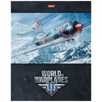 Тетради World of Warplanes (12 л.)