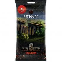 Влажные салфетки  World of Tanks «Вестфилд» (30 штук)