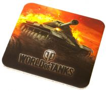 World of Tanks. Подставка под кружку из пробки
