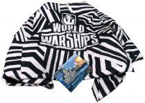 World Of Warships, снуд мужской, черно-белый