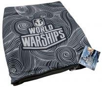 World Of Warships, снуд мужской, полосатый