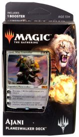 Magic. Core Set 2019: Ajani, WIse Counselor на английском языке