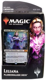 Magic. Core Set 2019: Liliana, the Necromancer на английском языке