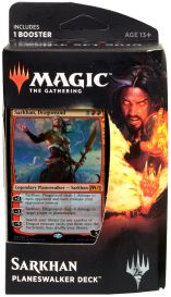 Magic. Core Set 2019: Sarkhan, Dragonsoul на английском языке