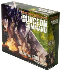 D&D Dungeon Command: Tyranny of Goblins