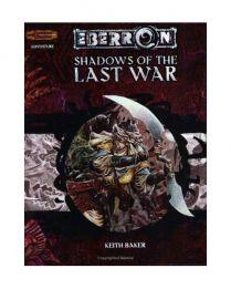 D&D 3.5 Eberon. Shadows of the Last War