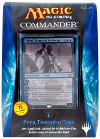 Commander 2014- Peer Through Time Deck