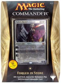 Commander 2014- Forged in Stone Deck